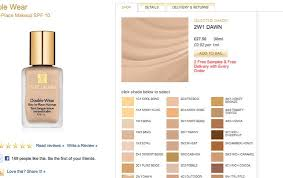 estee lauder double wear foundation in 2w1 dawn i think it 39 s my shade for