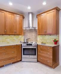 Kitchen Backsplash Cherry Cabinets by 38 Best Wood Hoods Images On Pinterest Custom Wood Hoods And
