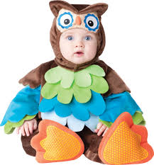tiger halloween costumes baby owl infant bird onesie animal halloween costume ebay