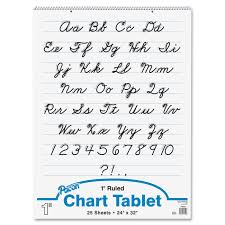 paper for writing amazon com pacon chart tablet 24 amazon com pacon chart tablet 24