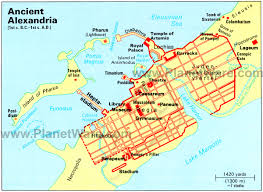 Map Egypt 14 Top Tourist Attractions In Alexandria U0026 Easy Day Trips Planetware