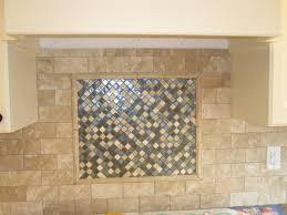 Kitchen Marble Backsplash Tumbled Marble Backsplash With Glass Mosaic Tile Youtube