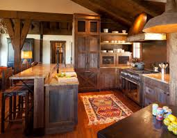 Rustic Home Interior Country Rustic Kitchens Acehighwine Com