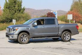 nissan titan ground clearance the 2017 nissan titan v8 4x4 can handle pretty much anything you