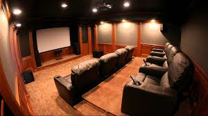 Interior Design For Home Theatre by Home Theatre Room Ideas Youtube