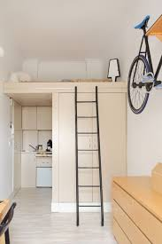 13m2 tiny apartment in wroclaw agencement pinterest