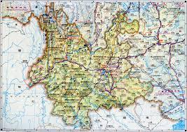 Fuzhou China Map by Yunnan Map U0026 Location China Maps Map Manage System Mms