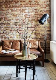 Fake Exposed Brick Wall Exposed Brick Wall 20 Modern Bedroom Designs With Exposed Brick