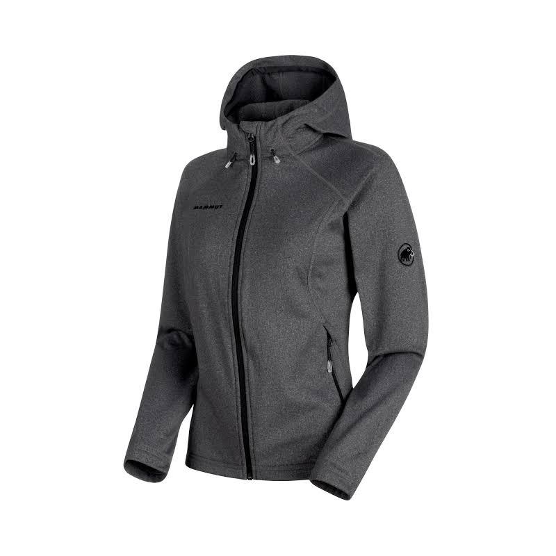 Mammut Runbold ML Hooded Jacket Black Mlange XL 1010-23200-0033-116