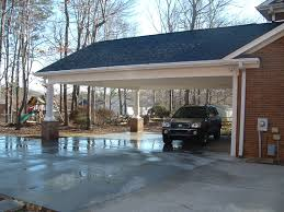 nice modern design of the elegant laminate carport inspirations