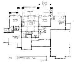 100 hillside walkout basement house plans 100 single story