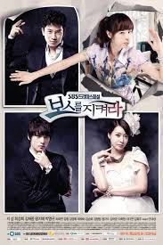 Protect the boss capitulos