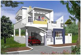 Contemporary Style House Plans Interior Plan Houses Home Exterior Design Indian House Plans