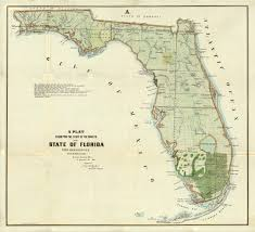 Boca Grande Florida Map by Florida Memory State Of The Surveys Of Florida 1855