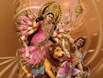 Wallpapers Backgrounds - Forms Durga Maa Kali Hindu Goddes Mata