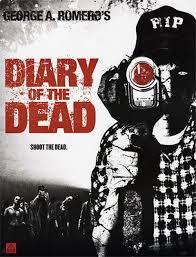 diary of the dead wmv  poster