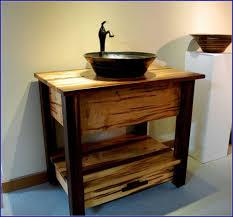Height Of Bathroom Vanity With Vessel Sink Home Design Ideas - Height of bathroom vanity for vessel sink
