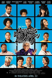 April          Biff Bam Pop  Biff Bam Pop  Tyler Perry     s Madea     s Big Happy Family is the latest film that follows the trials and tribulations of Tyler Perry     s most famous character     Madea