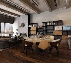 rustic industrial design interior design ideas rustic home design