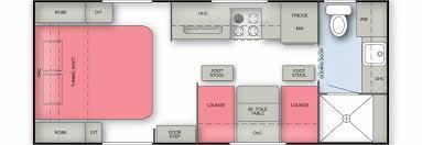 Caravan Floor Plan Layouts Freelander