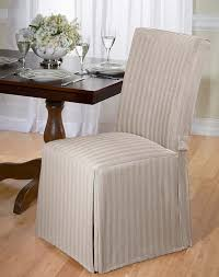 amazon com luxurious dining chair cover herringbone beige grey