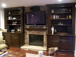 Entertainment Centers And Wall Units - Family room wall units