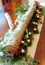 nature inspired holiday decorating countdown to christmas jenna