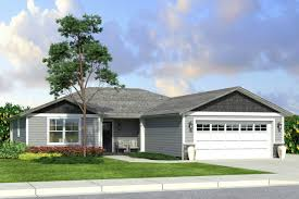 Ranch Style House Plans by New Ranch Style House Plan A Compact Yet Spacious 4 Bedroom Design