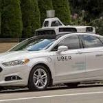 High-tech Uber Vehicles Back in SF