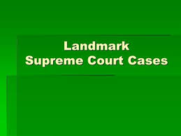 What is the power of Judicial Review and how has it been used  Utah Standard News