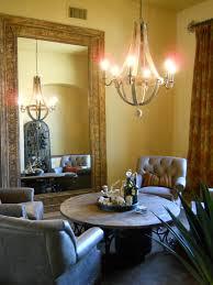 a formal dining room turned into a wine lounge also a great