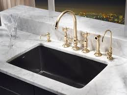 sink u0026 faucet kitchen faucet set kraususa com roll over image to