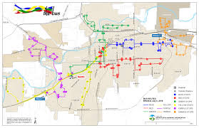 Greyhound Routes Map by Public Transportation Service Bus Routes Casper Wy Catc