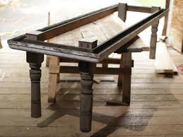 How To Decorate Your Dining Room Table How To Build A Reclaimed Wood Dining Table How Tos Diy
