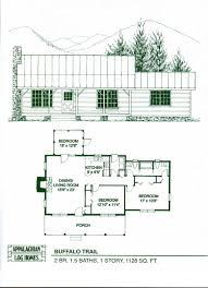 Log Cabin Style House Plans 2 Bedroom 2 Bath Cottage Plans Source More Home Plans