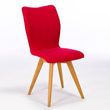 poppy retro fabric dining chair dining chairs dining room