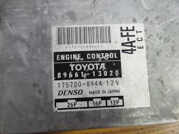 100 toyota corolla ae 110 automatic manual used toyota