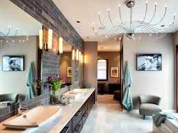 Ideas For Bathroom Lighting Bathroom Lighting Fixtures Hgtv