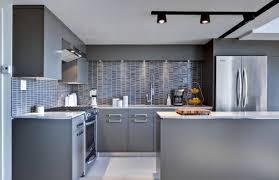 Kitchen Cabinet Lighting Led Kitchen Gray L Shape Kitchen Cabinet Design Nice Led Under