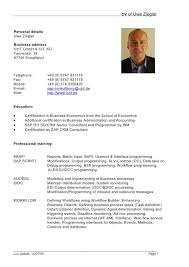 Example Of College Resume  college education on resume  sample