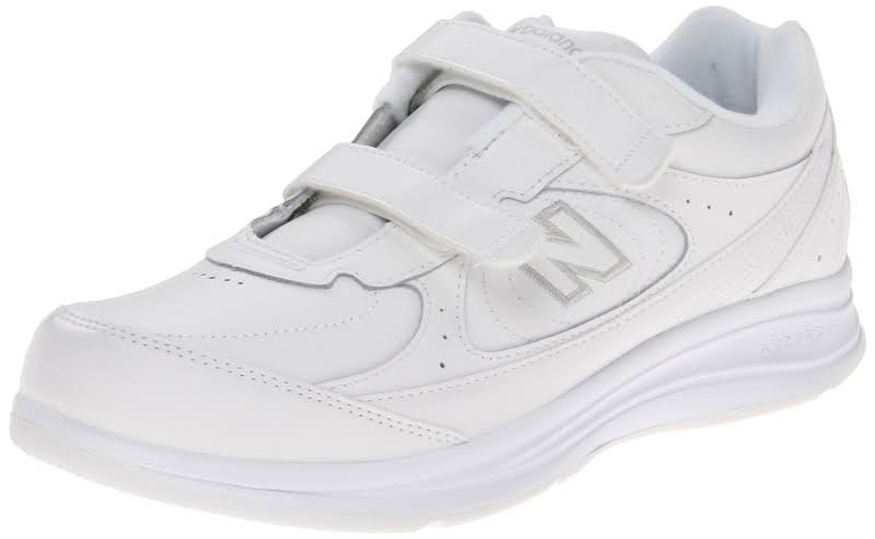New Balance 475wv2 Low Top Walking Shoes, White,