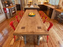 12 Foot Dining Room Tables Best Wood Dining Table 11 With Best Wood Dining Table Home And