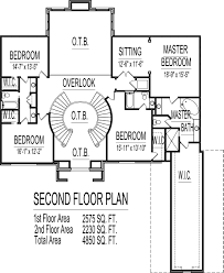 Two Story House Floor Plans 100 1 Story Home Plans Adobe Southwestern Style House Plan