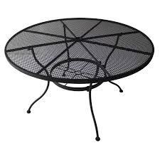 Cast Iron Patio Set Table Chairs Garden Furniture - shop patio tables at lowes com