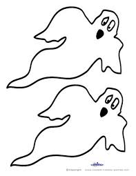 printable halloween decoration cutouts