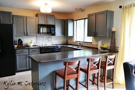 Oak Kitchen Cabinets Refinishing Best Way To Paint Kitchen Cabinets Hgtv Pictures U0026 Ideas Hgtv