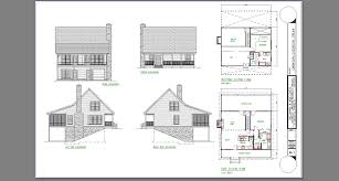 1 Bedroom Log Cabin Floor Plans by Two Bedroom Cabin Plans