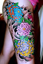 Colored Tatoos Photo by mandy_surfergirl91 | Photobucket