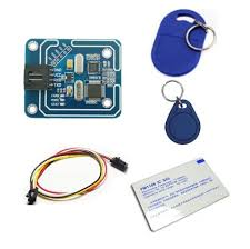 MHZ RFID Reader Writer Module V     Arduino Compatible   eBay eBay RFID frequency identification is a non contact object recognition technology  it can automaticlly recognize target and get relevant data through rf signal