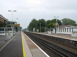 Hassocks railway station